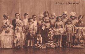 cir003237 - Circus Post Card, Old Vintage Antique Postcard