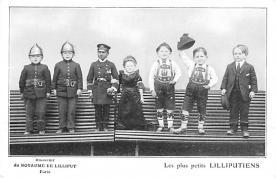 cir003293 - Circus Post Card, Old Vintage Antique Postcard