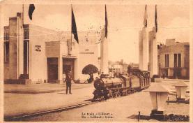 cir003325 - Circus Post Card, Old Vintage Antique Postcard