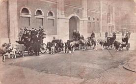 cir003367 - Circus Post Card, Old Vintage Antique Postcard