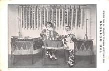 cir003375 - Circus Post Card, Old Vintage Antique Postcard
