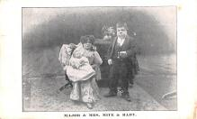 cir003389 - Circus Post Card, Old Vintage Antique Postcard