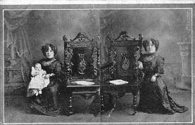 cir003391 - Circus Post Card, Old Vintage Antique Postcard