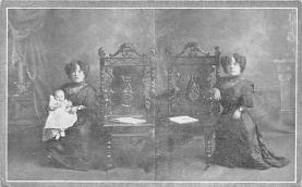 cir003399 - Circus Post Card, Old Vintage Antique Postcard