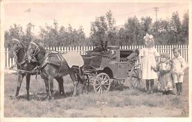 cir003411 - Circus Post Card, Old Vintage Antique Postcard