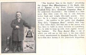 cir003413 - Circus Post Card, Old Vintage Antique Postcard