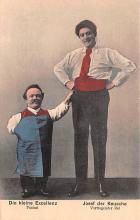 cir003453 - Circus Post Card, Old Vintage Antique Postcard