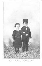 cir003461 - Circus Post Card, Old Vintage Antique Postcard