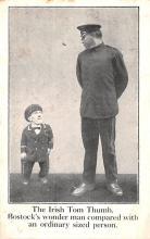 cir003475 - Circus Post Card, Old Vintage Antique Postcard