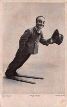 cir003493 - Circus Post Card, Old Vintage Antique Postcard