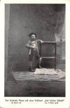 cir003497 - Circus Post Card, Old Vintage Antique Postcard