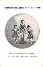 cir003505 - Circus Post Card, Old Vintage Antique Postcard