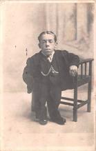 cir003509 - Circus Post Card, Old Vintage Antique Postcard