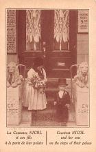 cir003517 - Circus Post Card, Old Vintage Antique Postcard