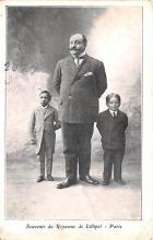 cir003521 - Circus Post Card, Old Vintage Antique Postcard