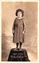 cir003541 - Circus Post Card, Old Vintage Antique Postcard