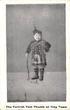 cir003545 - Circus Post Card, Old Vintage Antique Postcard