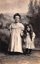 cir003551 - Circus Post Card, Old Vintage Antique Postcard