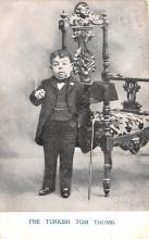cir003555 - Circus Post Card, Old Vintage Antique Postcard