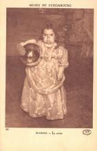 cir003557 - Circus Post Card, Old Vintage Antique Postcard