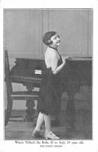 cir003559 - Circus Post Card, Old Vintage Antique Postcard