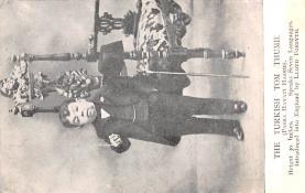 cir003561 - Circus Post Card, Old Vintage Antique Postcard