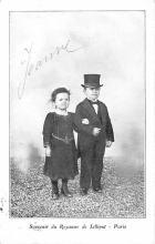 cir003563 - Circus Post Card, Old Vintage Antique Postcard