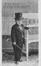 cir003565 - Circus Post Card, Old Vintage Antique Postcard