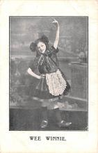 cir003571 - Circus Post Card, Old Vintage Antique Postcard