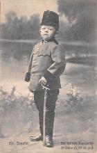 cir003573 - Circus Post Card, Old Vintage Antique Postcard