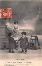 cir003581 - Circus Post Card, Old Vintage Antique Postcard