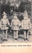 cir003583 - Circus Post Card, Old Vintage Antique Postcard