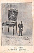 cir003591 - Circus Post Card, Old Vintage Antique Postcard