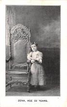 cir003593 - Circus Post Card, Old Vintage Antique Postcard