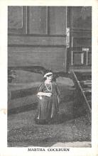 cir003607 - Circus Post Card, Old Vintage Antique Postcard