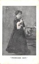 cir003617 - Circus Post Card, Old Vintage Antique Postcard