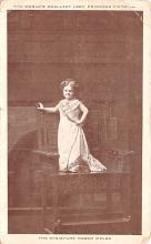 cir003637 - Circus Post Card, Old Vintage Antique Postcard