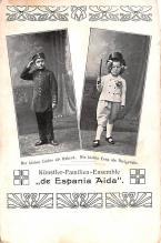 cir003639 - Circus Post Card, Old Vintage Antique Postcard
