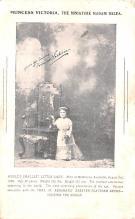cir003641 - Circus Post Card, Old Vintage Antique Postcard