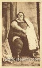 cir004006 - Teresina, Heaviest Fat Person, People Postcard Post Card