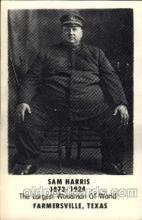 cir004018 - Heaviest Person Postcard