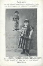cir004086 - Andenken, Angyal Rosina Circus Postcard Post Card