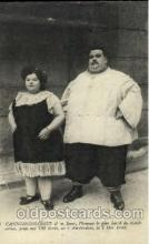 cir004101 - Cannon - Colossus, Heaviest Person Postcard Post Card