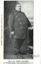 Egon Canonn