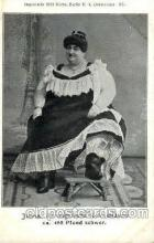 cir004112 - Jlona, Heaviest Person Postcard Post Card