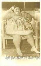 cir004132 - Baby Irene Weight 652 Circus Oddities Postcard Post Card