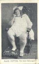 cir004144 - Elsie Hopton Circus Postcard Post Card Old Vintage Antique