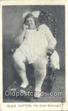 Elsie Hopton