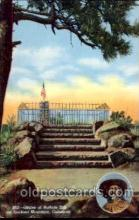 cir005009 - Buffalo Bill (Col. Wm F. Cody) Postcard