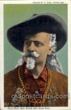 cir005023 - Buffalo Bill (Col. Wm F. Cody) Postcard